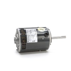 Marathon Motors X502 Motor, Open Air, 1HP, 0.75kW, 4.0-4.2/2.1A, 1140RPM, 230/460VAC, 56Y