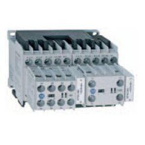 Allen-Bradley 104-K09D02 Contactor, Miniature, Reversing, 9A, 3P, 120VAC Coil, 1NC