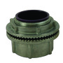 "Appleton HUB250DN 2-1/2"", Insulated, Threaded Rigid Gasketed Conduit Hub"