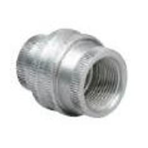 """Hubbell-Killark GUF-2-EX Union, Female/Female, Size: 3/4"""", Explosionproof, Aluminum"""