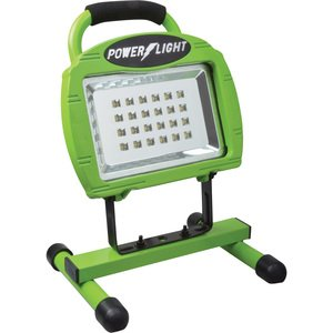 Designers Edge L1320 Portable LED Worklight, 10W, 12V