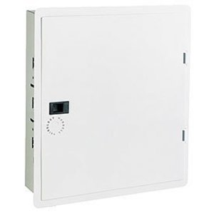 "Hubbell-Premise NSOBOX14BC Network Enclosure with Panel Cover, 15.1"" H x 15.54"" W x 4.08"" D"