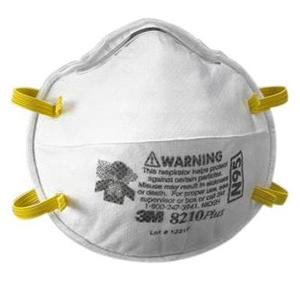 3M 8210-N95EA Particulate Respirator