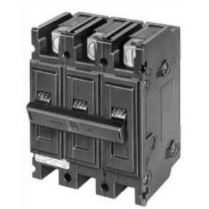 Eaton QC3030HP4Z11A Breaker, Lug in/Lug Out, 3P, 30A, 240VAC, 10kAIC