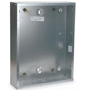 Square D MH50 Panel Board, Enclosure, 50H x 20W x 5.75D, Galvanized Steel, NEMA 1