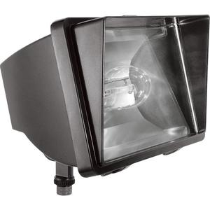 RAB FF150 Flood Light, HPS, 150W, 120V, Bronze
