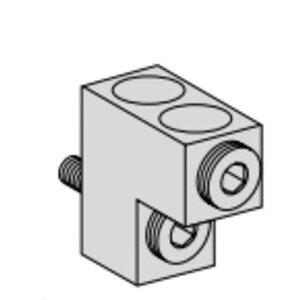 Square D AL600LS52K3 Breaker, Mechanical Lug Kit, 3P, 600A, 2 x 2/0AWG - 500MCM, CU/AL