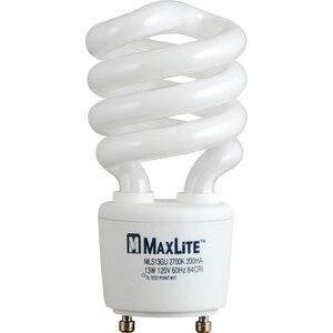 Progress Lighting MLS13GUWW 13-watt Compact Fluorescent lamp