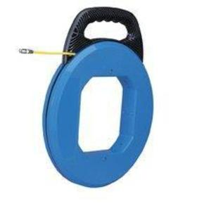 Ideal 31-063 Fish Tape with Eyelet, 100'