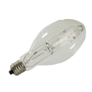 Glass Surface Systems GSS108208-18 Metal Halide Lamp, Shatter-Resistant, ED37, 400W, Clear