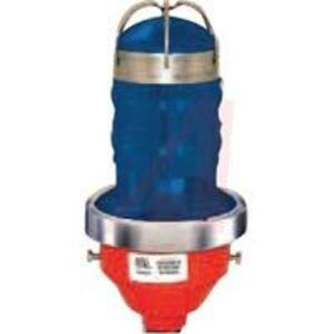 Dialight FLS-2B01-001 Flashing LED Signal Light, 120VAC, Blue