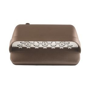Hubbell-Outdoor Lighting LNC2-12LU-5K-3-1 LED Laredo Wallpack, 28W 120-277V, Type III