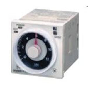 OMRON H3CR-AAC100-240/DC100-125 Timing Relay, Solid State, 11-Pin, 100-240VAC, 100-125VDC