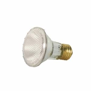 Satco S2232 Halogen Lamp, PAR20, 39W, 120V, NFL34