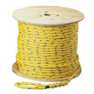 "Ideal 31-844 Pulling Rope, 3/8"" x 250' Reel"