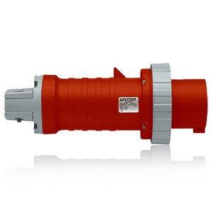 Leviton 4100P7W 100 Amp, 480 Volt Plug, Watertight
