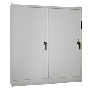 "Hoffman A84XM7818FTCLPG Disconnect Enclosure, Free-Stand, Heavy Duty, NEMA 12, 84 x 78 x 18"""