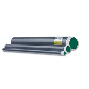 "Perma-Cote PM100-CON PVC Coated Rigid Conduit, 1"", 10'"