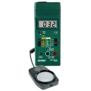 Extech 401025 Light Meter, Digital