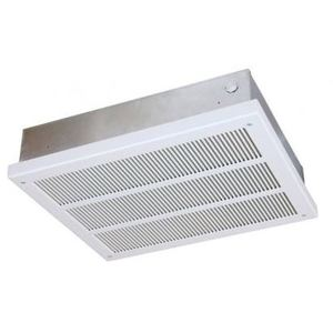 Berko QFF4008 Ceiling-Mounted Fan-Forced Heater, 4000/2000W, 208V