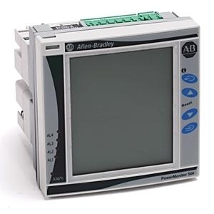 Allen-Bradley 1420-V2-ENT PowerMonitor 500, EtherNet/IP Power Meter, 690VAC V-LL, 400VAC V-LN