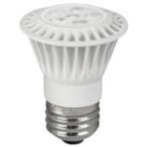 TCP LED7E26PAR1630KNFL LED Lamp, Dimmable, PAR16, 7W, 120V, NFL20