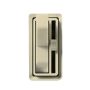 Lutron AY-103PH-AL Toggle Dimmer, 1000W, 3-Way, Ariadni, Almond