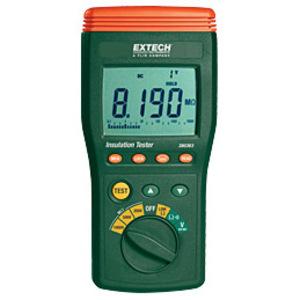 Extech 380363 Insulation Tester, Digital, High Voltage