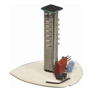 Edwards 102LS-FLEDR-N5 StackLight Flashing LED