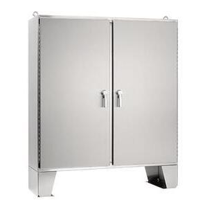 Hoffman A74H6018SSLP3PT TWO DOOR N4X