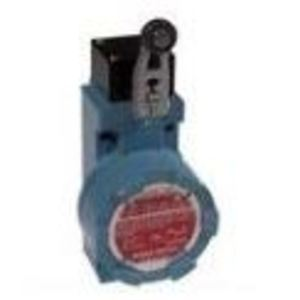 Micro Switch LSXH4L Limit Switch, Explosion-Proof, Side Rotary, 2NO/NC, DPDT, Snap Action