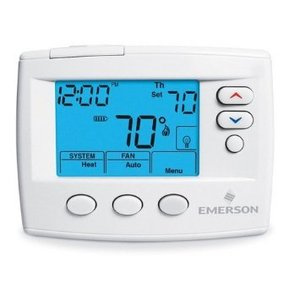 White-Rodgers 1F86-0471 Non-Programmable Digital Thermostat