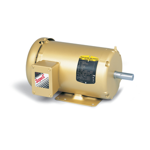 Baldor EM3710T-G Shaft Grounding Motor, 3-Phase, 4-Pole, Iron