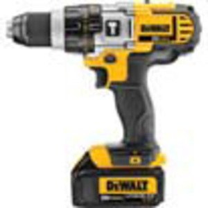 DEWALT DCD985L2 Cordless Hammer Drill Kit, 3-Speed, Lithium Ion Premium, 3.0Ah