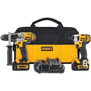 DEWALT DCK290L2 20V Max Cordless Tool Kit