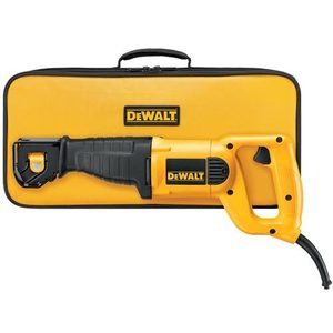 DEWALT DW304PK Reciprocating Saw Kit, 10A