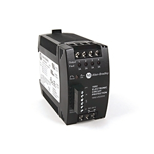 Allen-Bradley 1692-ZG3333 Electronic Circuit Protector, 24VDC, 3A, per 4P, Module Protection