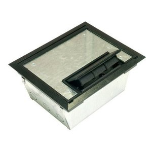 Steel City AFM-6-GRY Galv. Steel Floor Insert