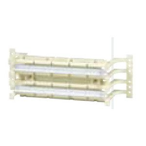 Bizline WB110C5E100PL Wiring Block, Cat 5e, 100 Pair, 110 Block with Legs, Limited Quantities Available