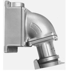 Cooper Crouse-Hinds AR1042S22 Receptacle Housing, 100A, Style 2, 4P3W