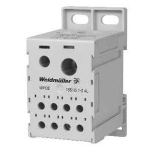 Weidmuller 1879430000 Power Distribution Block, WPDB 185/35 1-8