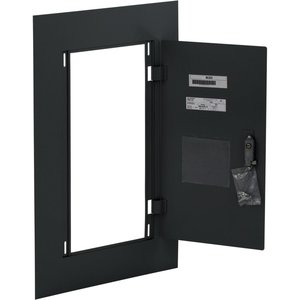 Square D NC32S Panel Board, Trim, Surface, 32H x 20W, NEMA 1, NQOD