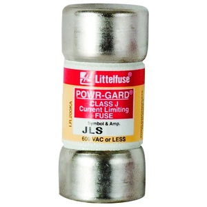 Littelfuse JLS060 Fuse, 60A, 600V, 200kAIC, Class J, Fast-Acting