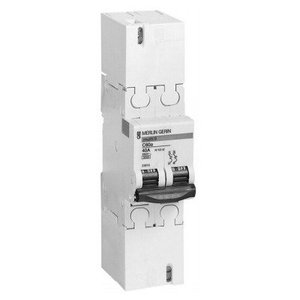 Square D MG26976 Breaker, Miniature, Multi 9 C60 terminal Cover, 2P