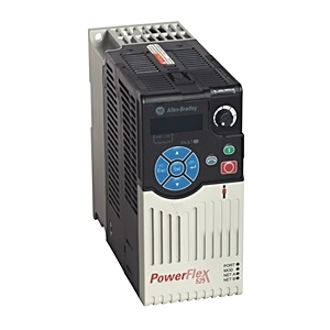 Allen-Bradley 25B-B011N104 Drive, Variable, 240VAC, 2.2kW, 3HP, 11A, Normal & Heavy Duty