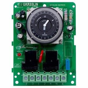 Intermatic DTAV40M Electromechanical Defrost Timer, 24-Hour