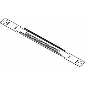 "Orbit Industries BHA-16 Adjustable Bar Hanger, 11 to 18"", Self Tapping Screws, Steel"