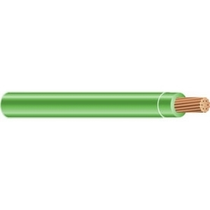 Multiple TEW18STRGRN500RL 18 AWG TEW Stranded Copper, Green, 500'