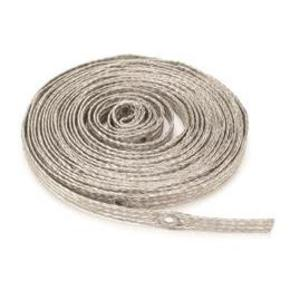 "3M 25T-BBE6 Grounding Bond Braid, 1/2"" x 25', With Eyelets 6"""