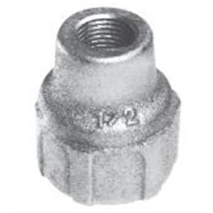 "Cooper Crouse-Hinds REC43 Bell Reducer, Threaded, 1-1/4"" x 1"", Explosionproof, Malleable"